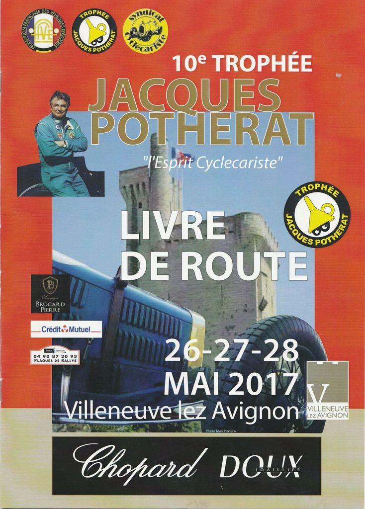 1923 LEON PAULET type 6AB - 10ème Trophée Jacques POTHERAT à Villeneuve lez Avignon (30)