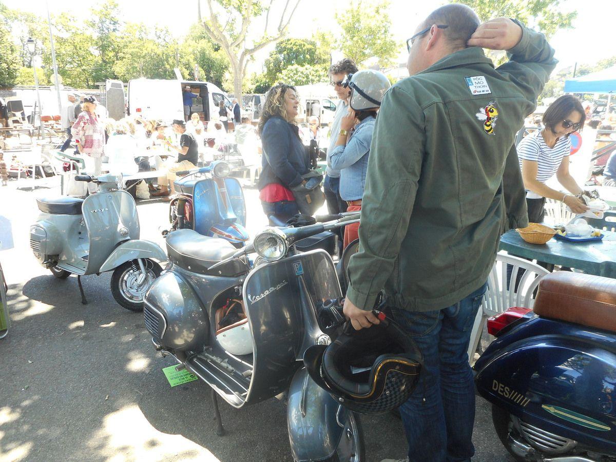 Prochain Apéro Scooteriste Avignonnais Samedi 3 JUIN 2017