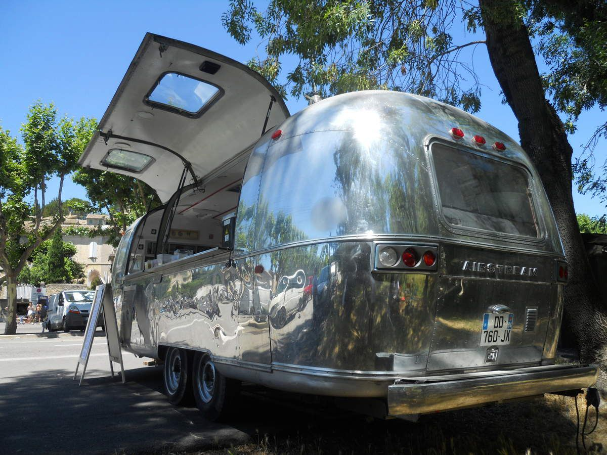 AIRSTREAM de AIR FOOD