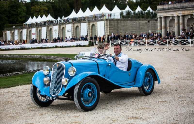 Le FIAT FAN CLUB remporte le Grand Prix des Clubs 2017 à Chantilly