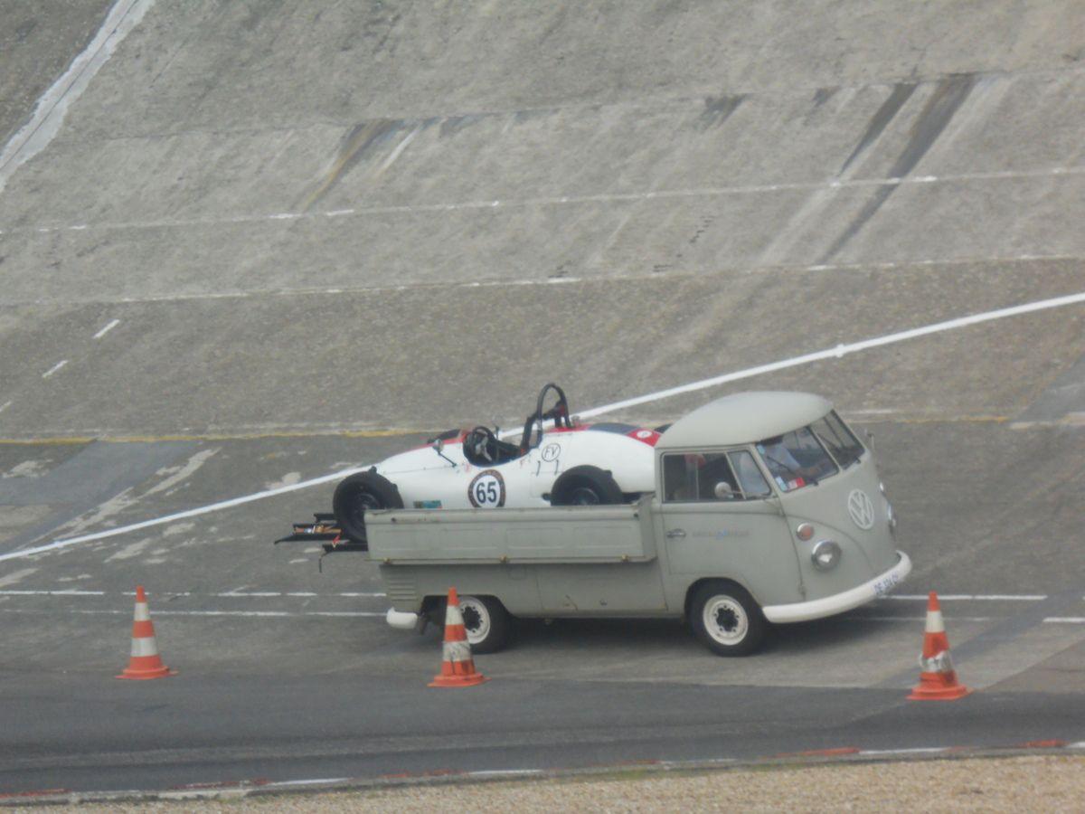 Sport automobile à FOURNÈS (Gard)