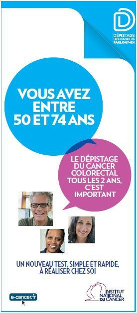 Dépistage du cancer colorectal : un nouveau test plus simple