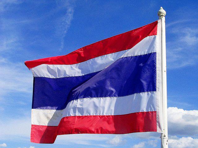 Projet humanitaire en Thailande 2017