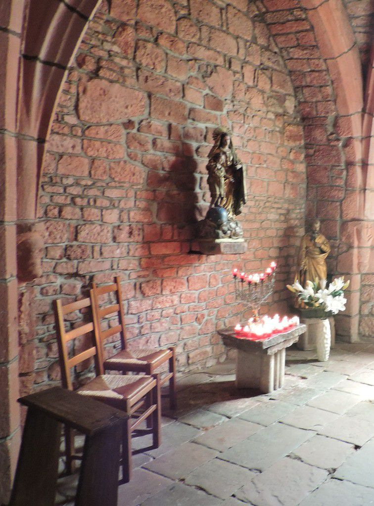 Eglise de Collonges-la-Rouge - 2/2