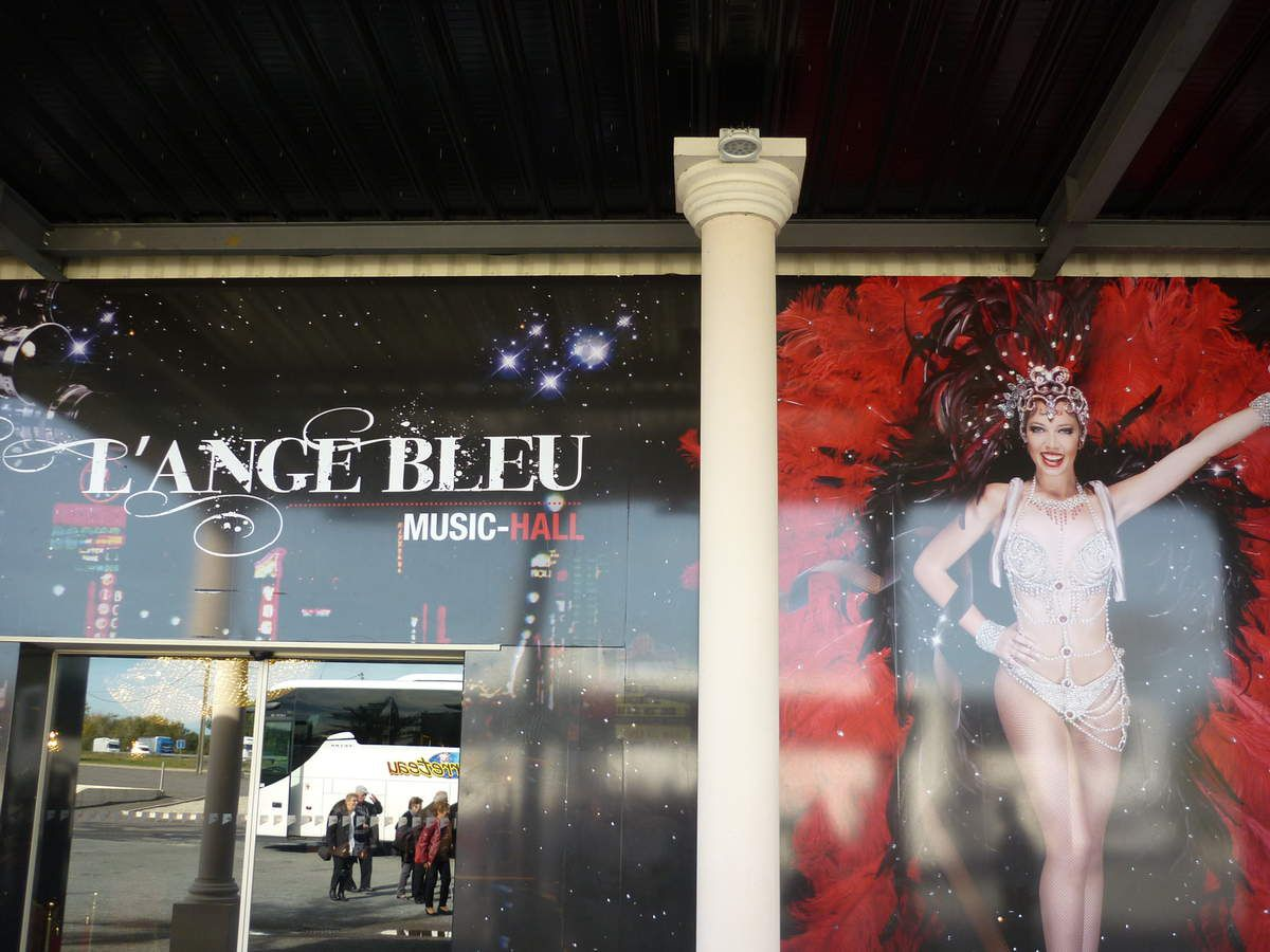 L'Ange bleu -  Music-hall