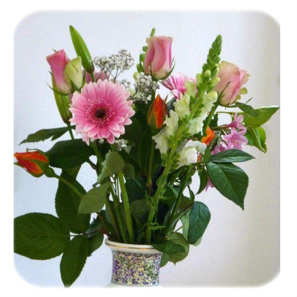 Coucou fleuri du dimanche