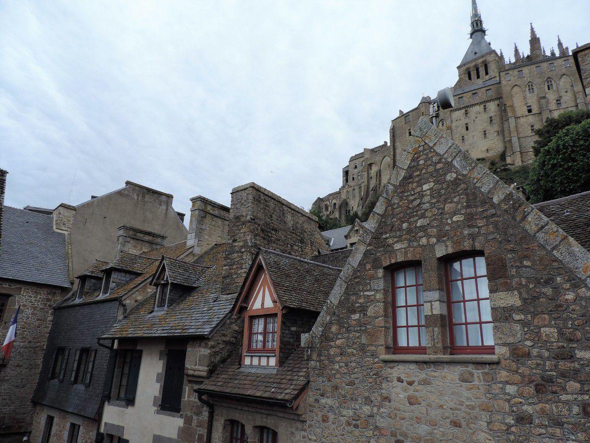 Promenade sur le Mont Saint Michel (NR2)
