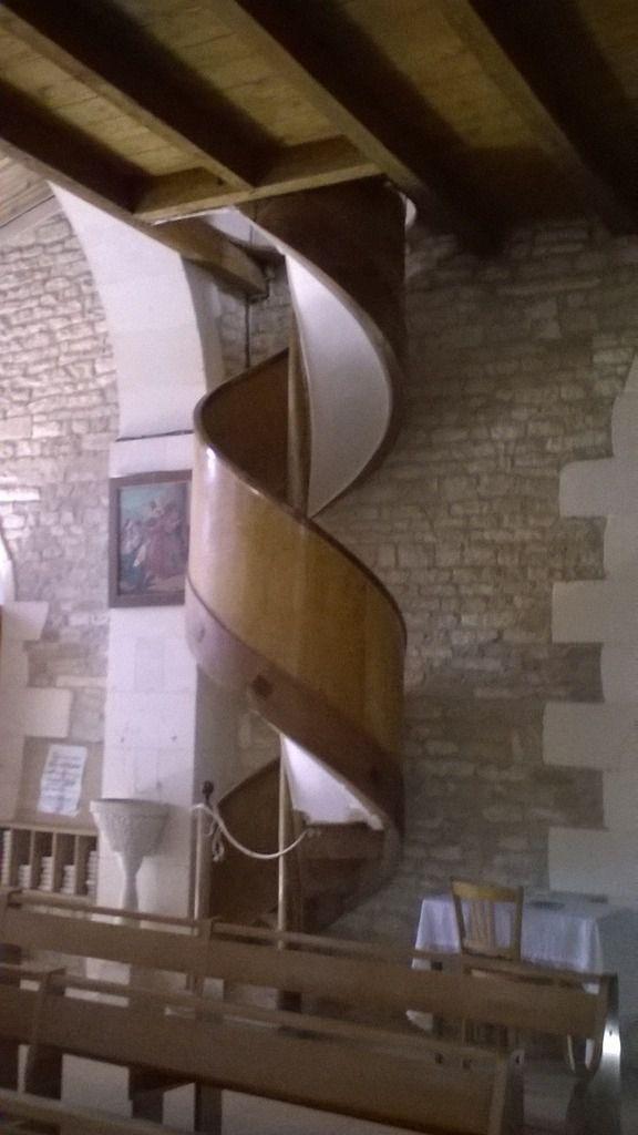 Ile de Ré  - Eglise Sainte Catherine - Loix