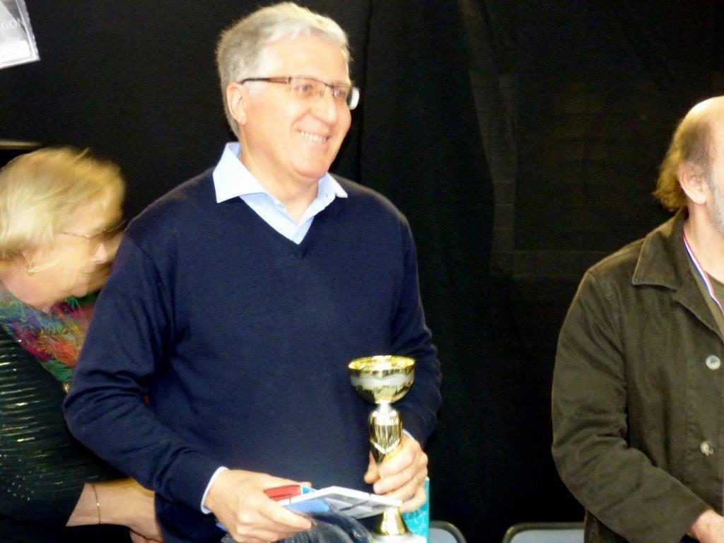 Notre première remise des prix en musique avec Alain et Jean-Paul !