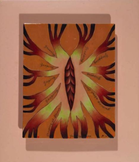 Growing Pains. Six Views from the Woman Tree @ Judy Chicago. 1975
