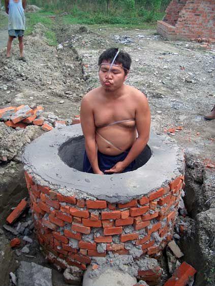 Recycle @ Yuenjie. 2005.  Chengdu. Chine (Hong Kong)