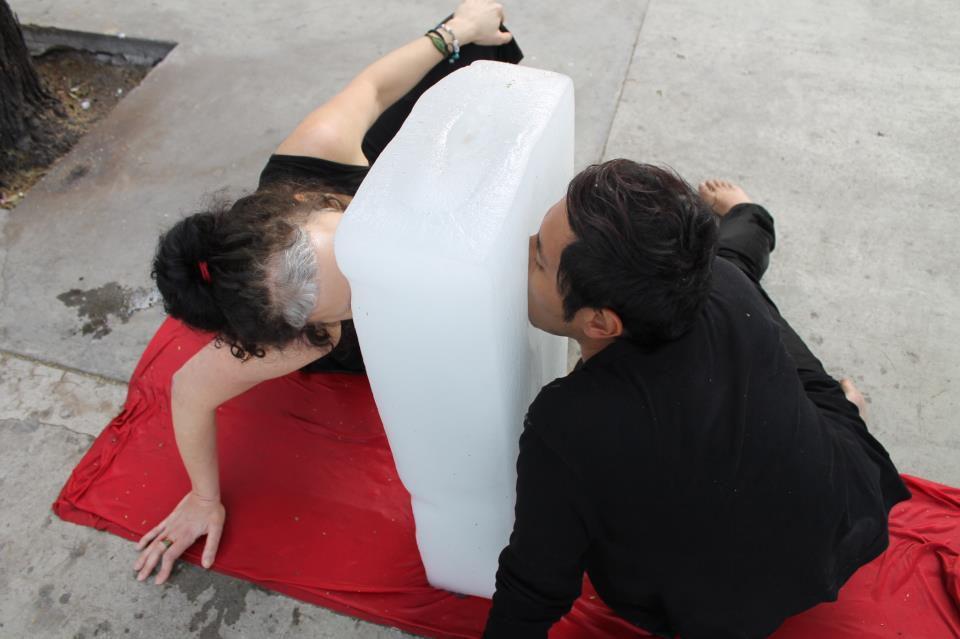 Con el calo de nuestro aliento @ Fausto Gracia & Christine Brault. Mexique. photo. Abraham Khalid