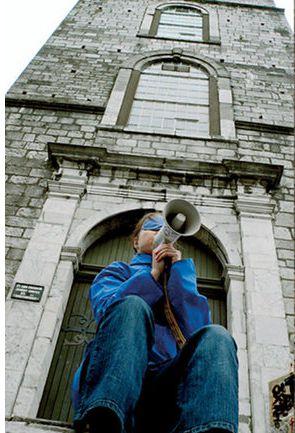 Salling @ Birgit Hansen. 2007. Art Trail. photo. Jason Lee