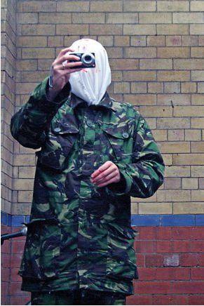 Heritage of Militarism @ Roddy Hunter. photo. Nathan Walker