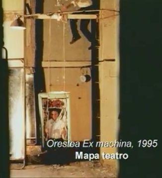 Orestez Ex Machina @ Mapa Theatro. 1995. Colombie