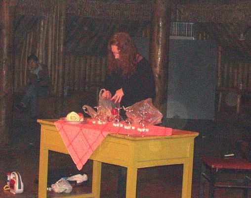 Untitled @ Christiane Konig. 2002. 3d Open Art Festival. Xi'an. Chine