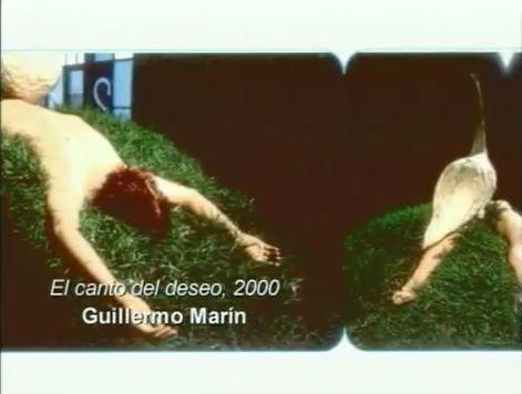 El canto del deseo @ Guillermo Marin. 2000. Colombie