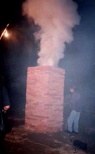 Brick Project @ Roi Vaara. 2000. 1st open fest. Pékin, Chine
