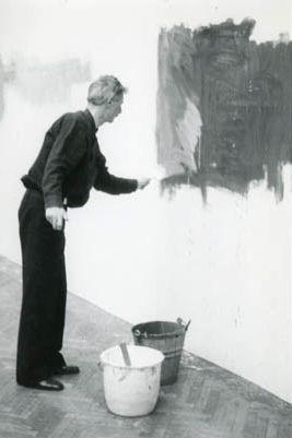 Sztuka a rzeczywistosc @ Jerzy Beres. 1983. Lublin. photo. A. Polakowski