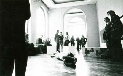 Pilka nozna II @ Zbigniew Warpechowski. 1974. Varsovie