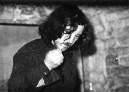 """""""3"""" @ Zbigniew Warpechowski. 1981. Galeria Krzysztofory. Cracovie. photo. Piotr Mader"""