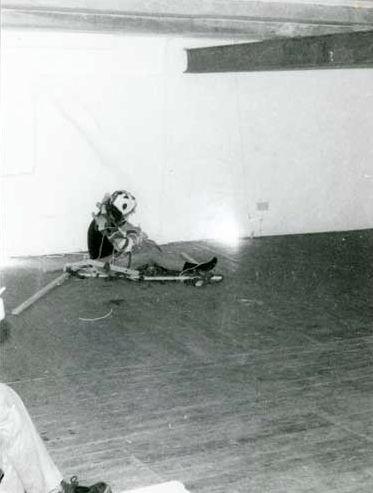Lewitacja @ Zbigniew Warpechowski. 1979