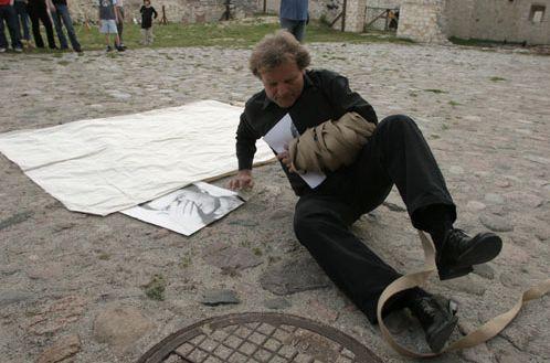 Rytm zycia @ Janusz Baldyga. 2007. Muzeum Zamek. Janowiec