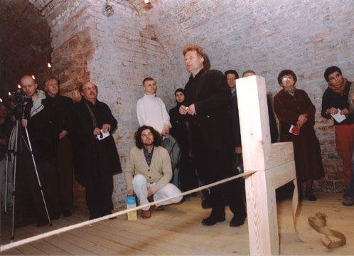 Rzeczy trudno dostepne @ Janusz Baldyga. 2004. Varsovie