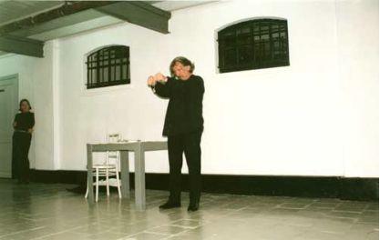 Przygody talerza @ Zbigniew Warpechowski. 1996. Apollohuis. Eindhoven