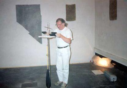 Kurz @ Zbigniew Warpechowski. 1993. Koszalin.