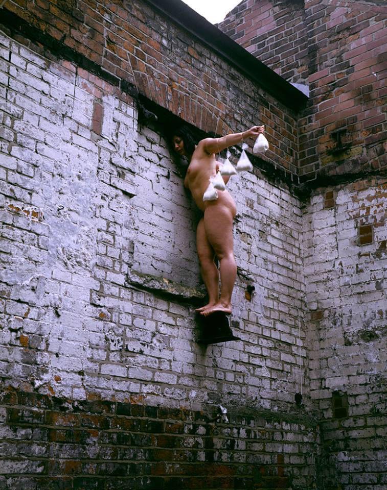 Traci Kelly. 2015. 6e biennale d'art contemporain de Moscou