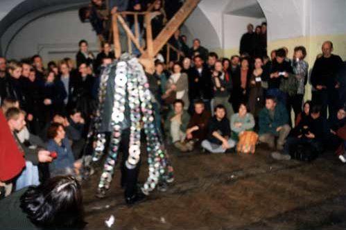 Untitled @ Volker Hamann. 2000. Lublin