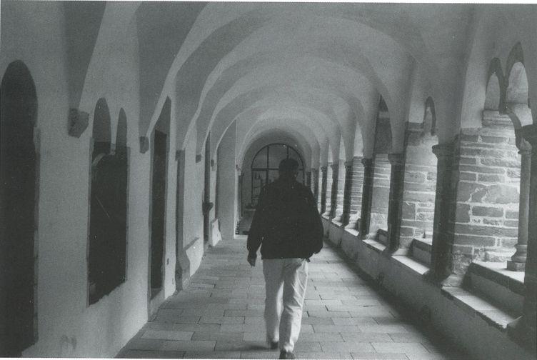 Spacer/walk/weg @ Zdzislaw Kwiatkowski. 2005. Kunstmuseum. Magdeburg