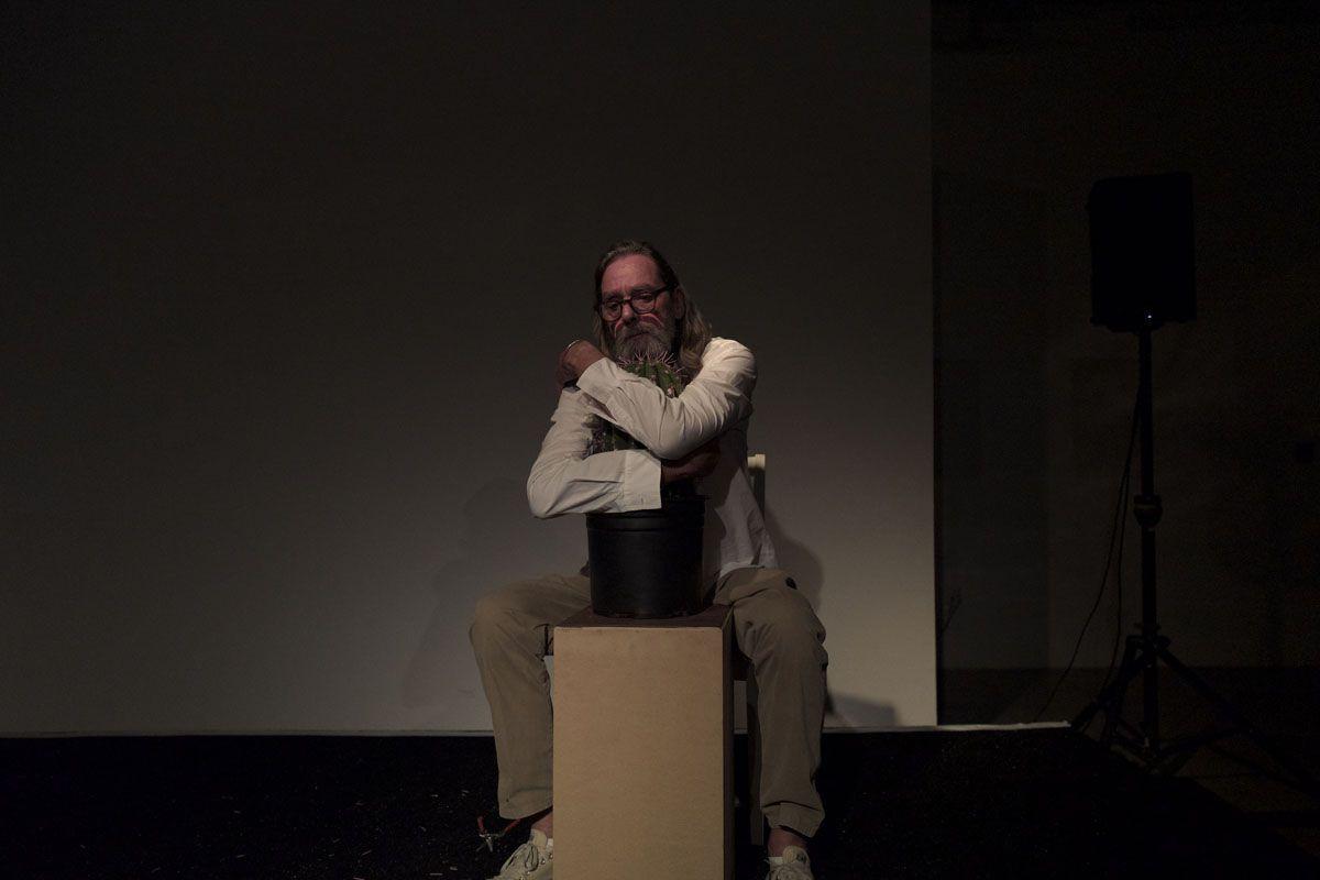 Invisible Opponent @ Ulay. 4-5 avril 2016. Musée d'art et d'histoire. Genève. Communiqué de presse