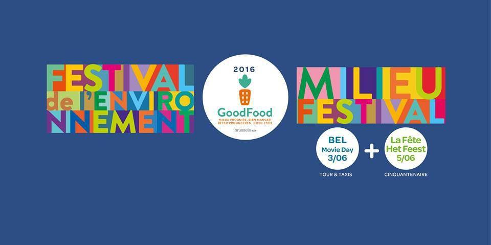 Participez au Festival de l'Environnement les 3 et 5 juin