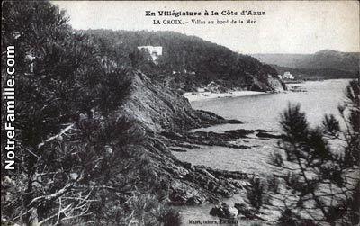 Carte postale de La Croix Valmer