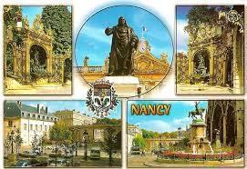 Carte postale de Nancy