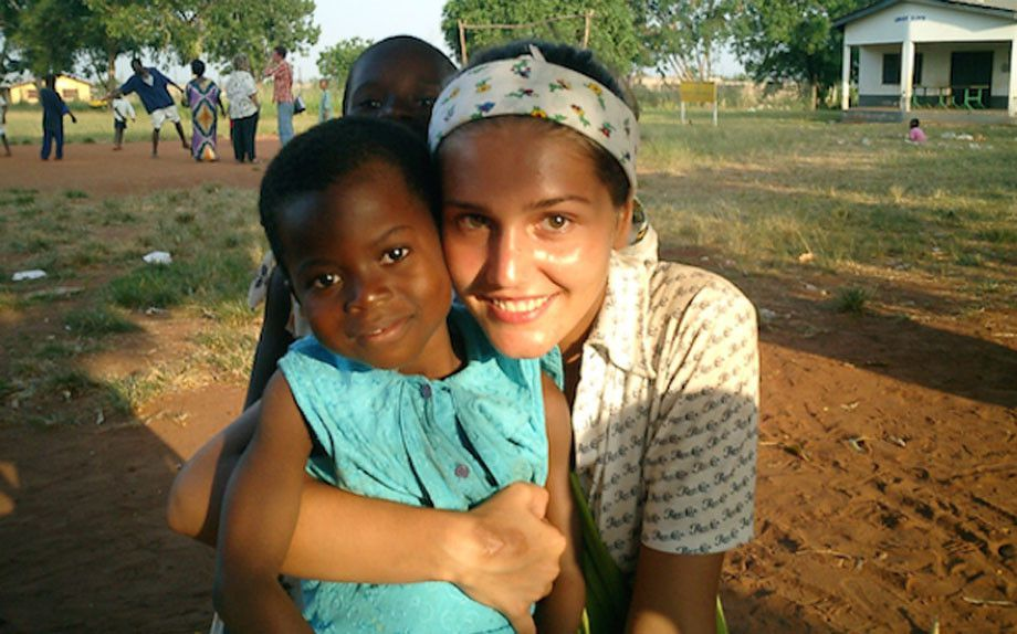 Margherita Maccapani Missoni Amos &amp&#x3B; Videdressing per OAfrica