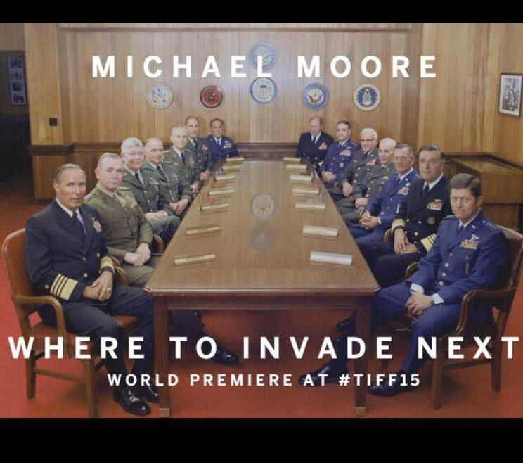 &quot&#x3B;To Invade Next&quot&#x3B;: il teaser in esclusiva del nuovo documentario di Michael Moore