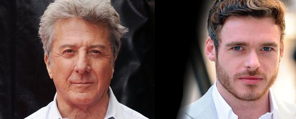 Dustin Hoffman e Richard Madden insieme in Medici: Masters of Florence