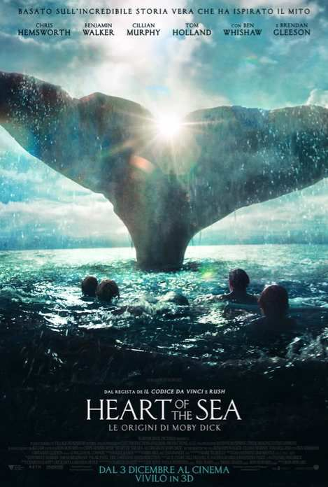 Heart of the sea - Le origini di Moby Dick | Nuove foto