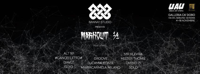 MARK OUT 1/1: l'arte incontra il design, l'ambizioso progetto di Banna'i Studio