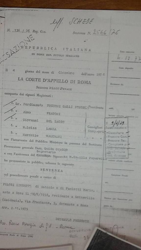 I reperti dell'omicidio Pasolini al Museo Criminologico di Roma