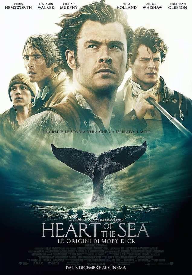 Heart of the sea - Le origini di Moby Dick | Prime due clip