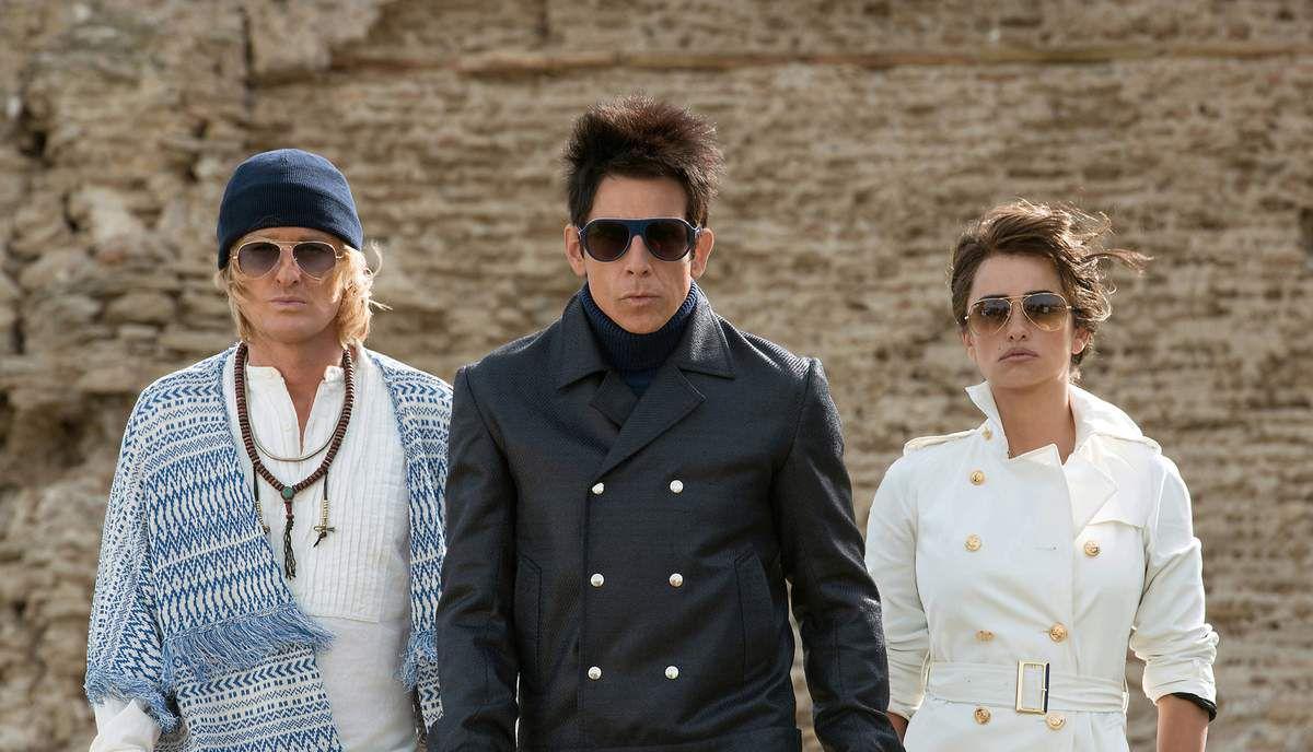 Zoolander 2 di Ben Stiller: trailer italiano | character poster italian