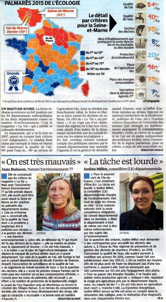 Des voeux pour la Seine-et-Marne ? L'embarras du choix...