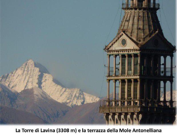 Notre B 17 du Mont Blanc au musée de la montagne de  Turin