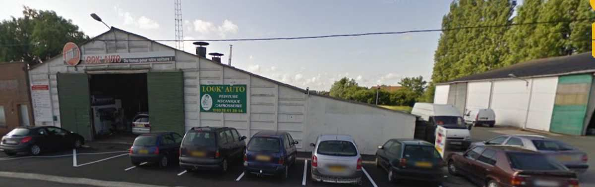 Hondeghem - Un adolescent chute  de 5 mètres à travers la toiture fibro d'un garage automobile