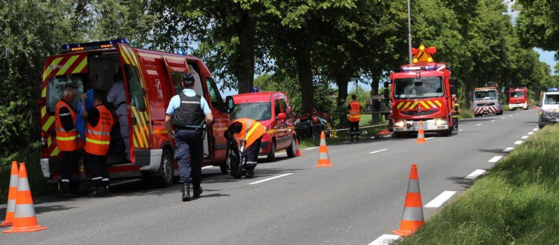 Accident grave  au &quot&#x3B;Peckel&quot&#x3B;