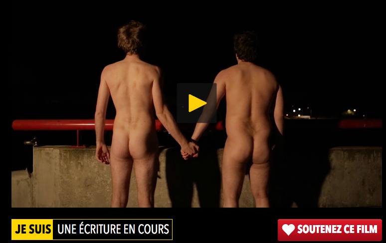 Court métrage : Je suis une écriture de Grégoire Baujat